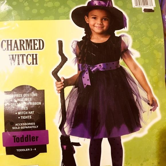 Costumes Kids Witch Costume Size Poshmark